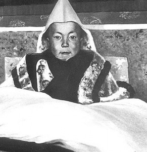 child Dalai Lama