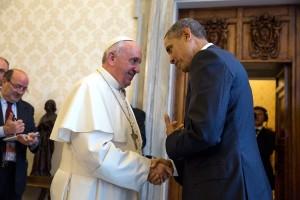 Obama Francis Vatican